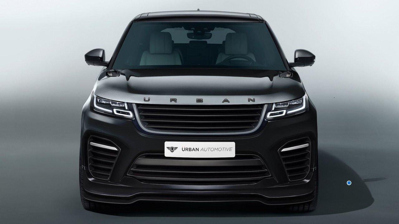 Тюнингованный кроссовер Range Rover Velar стал неменее утонченным
