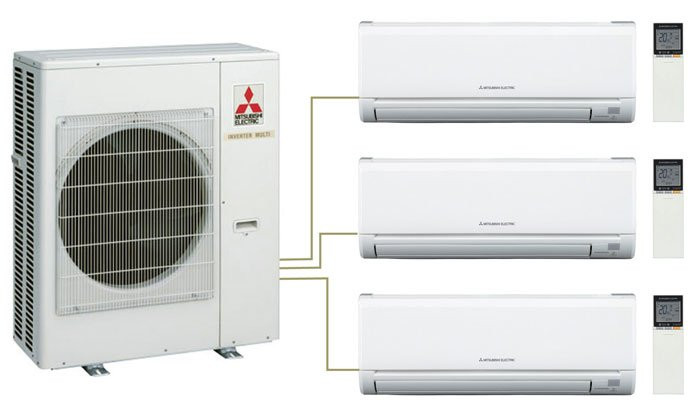 Кондиционеры mitsubishi electric сплит системы