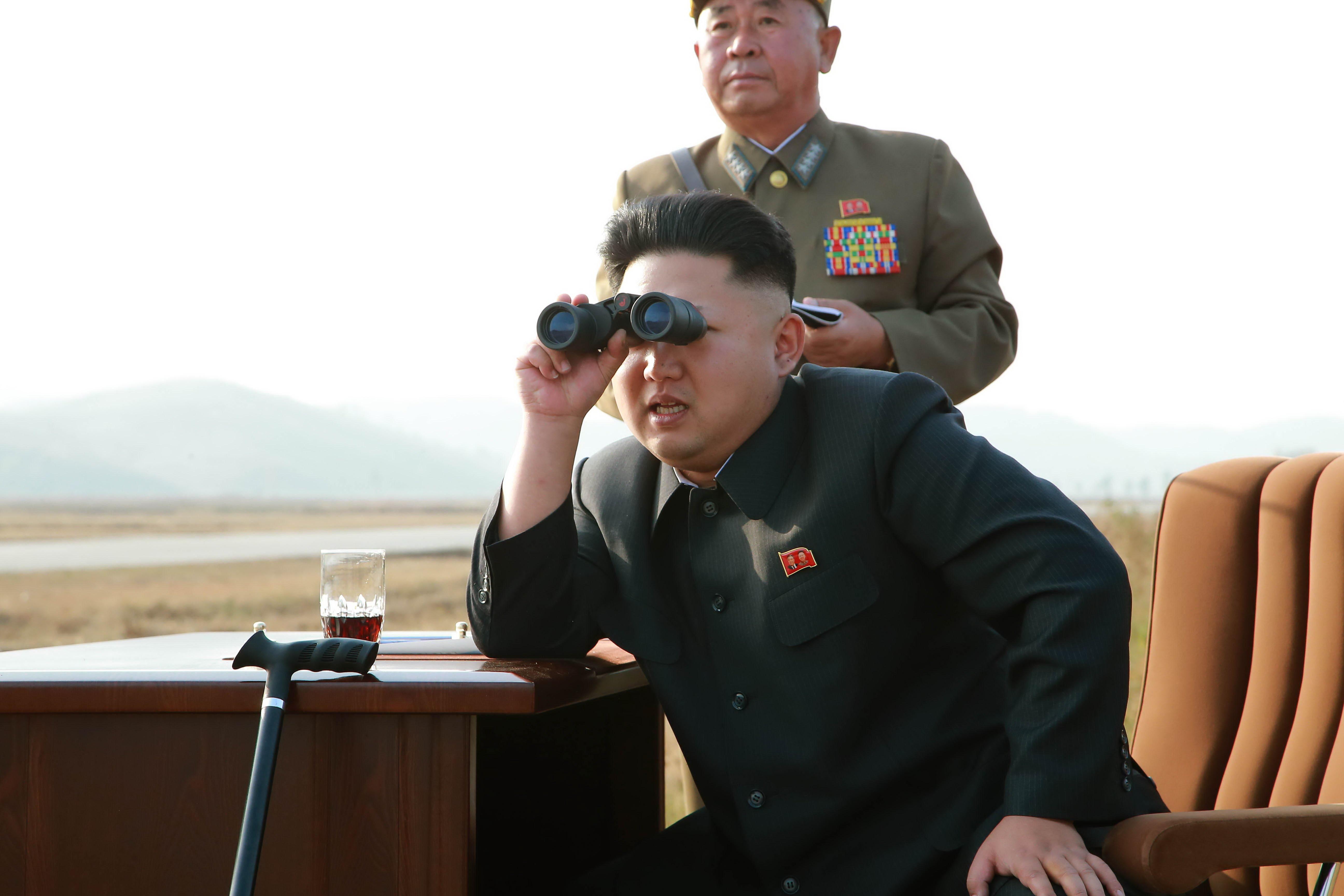 США могут направить кКорейскому полуострову атомный авианосец