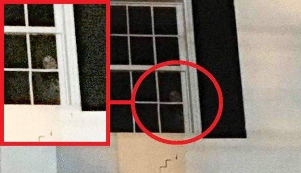 призрак фото майкла джексона