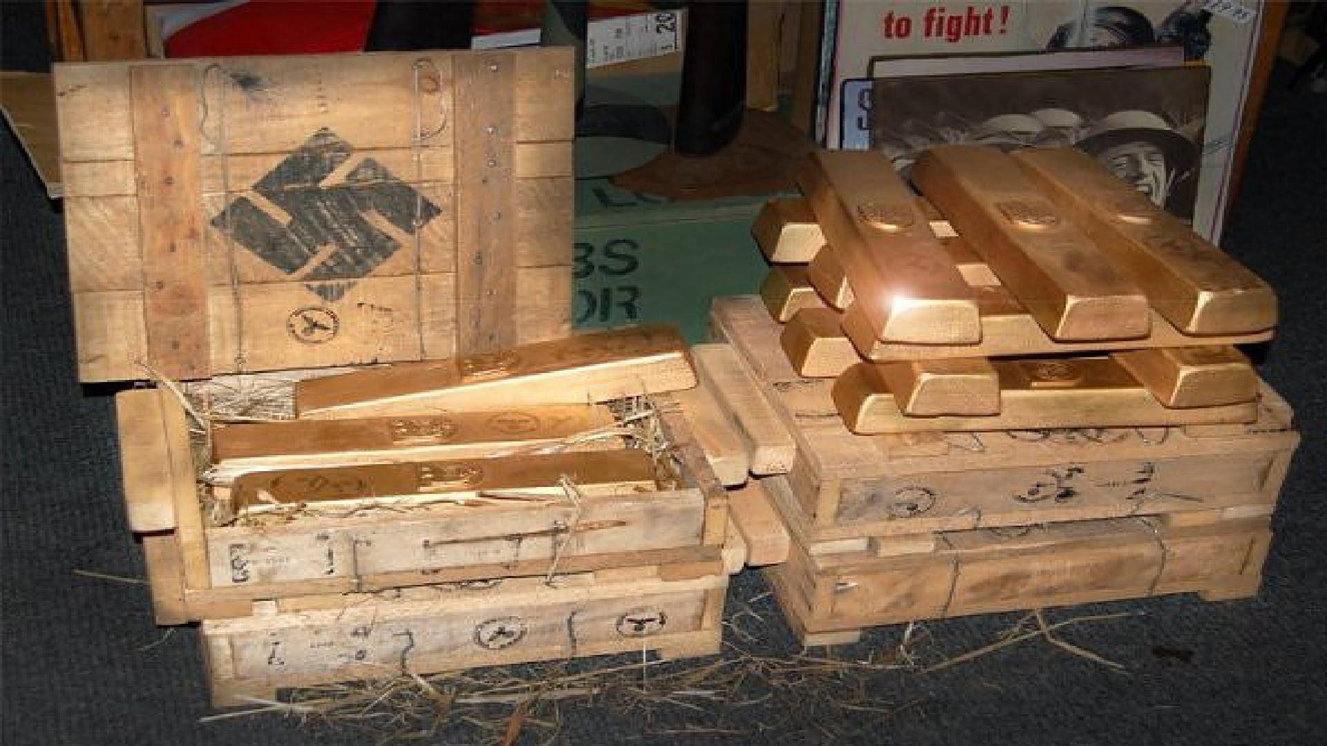 ВБаварских Альпах найдено хранилище нацистов ссокровищами