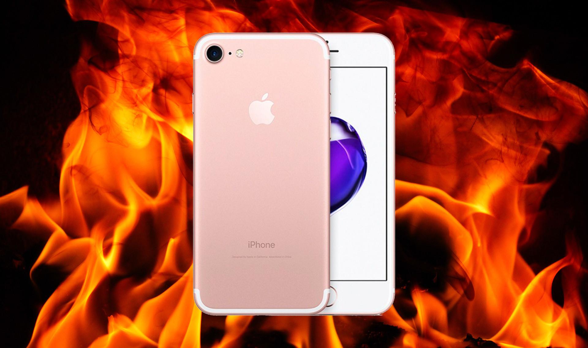 Свыше 275 тысяч чехлов для iPhone отозваны из-за угрозы ожогов