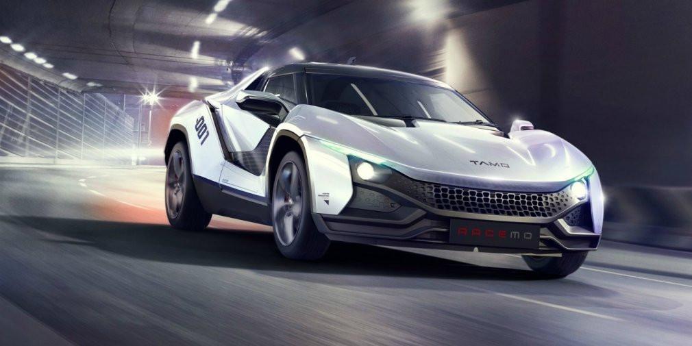Tata отказалась отпроизводства серийного спорткара TAMO Racemo class=