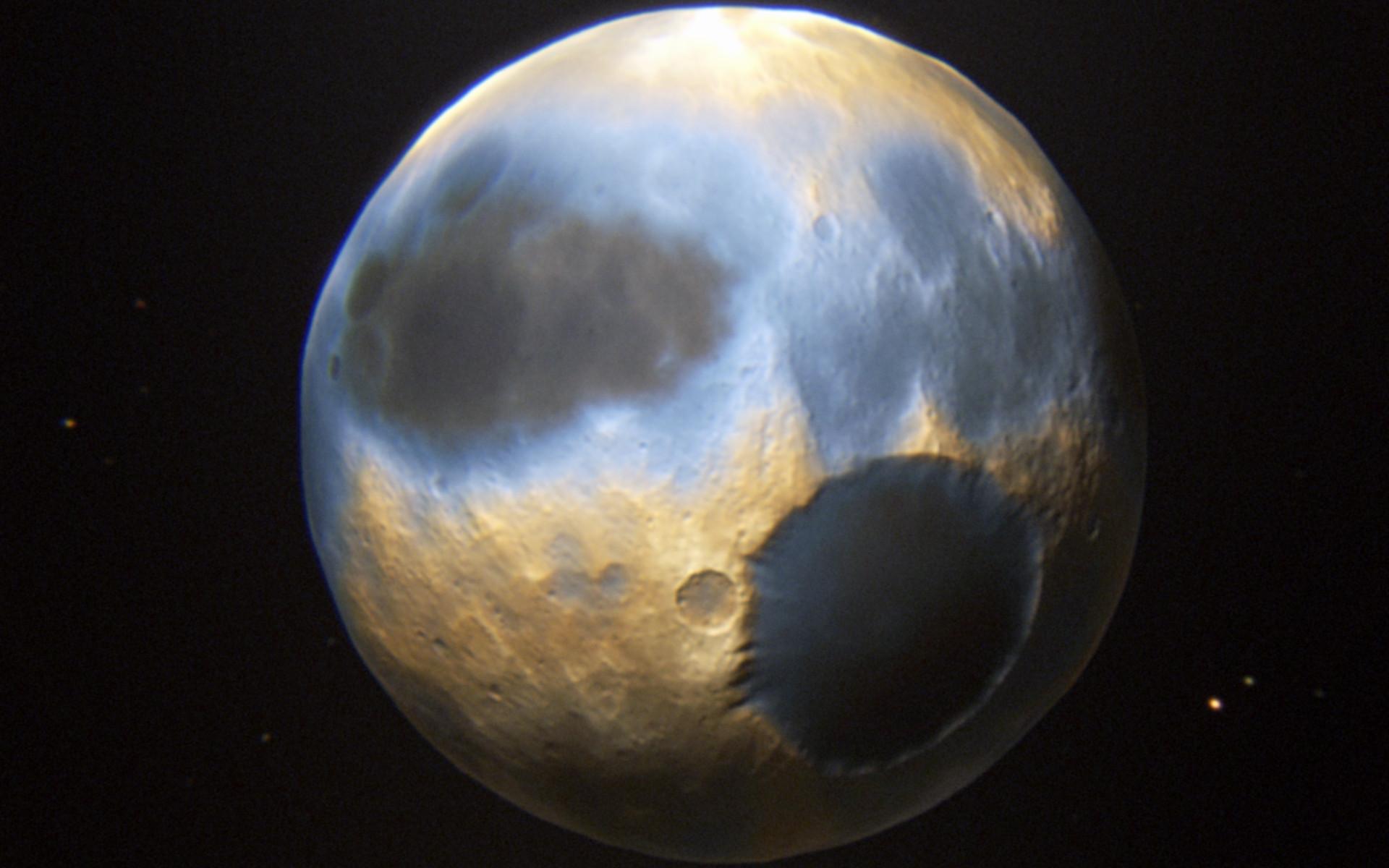 Уфологи: На Плутоне найдена заброшенная база НЛО