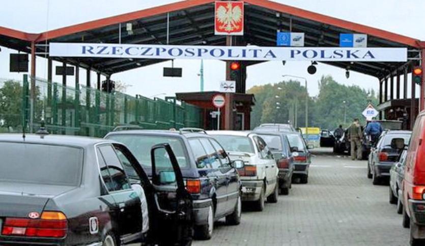 Пограничная служба Польши некомментирует информацию овъезде Саакашвили встрану