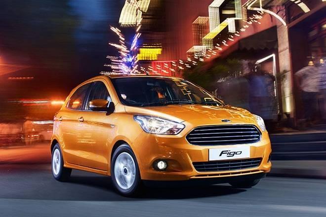 Новый Ford Figo 2018 был замечен вовремя тестов вБразилии class=