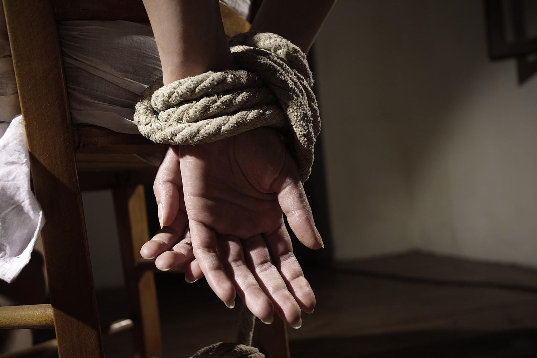 Поляк похитил британку ипытался реализовать  еезабиткоины