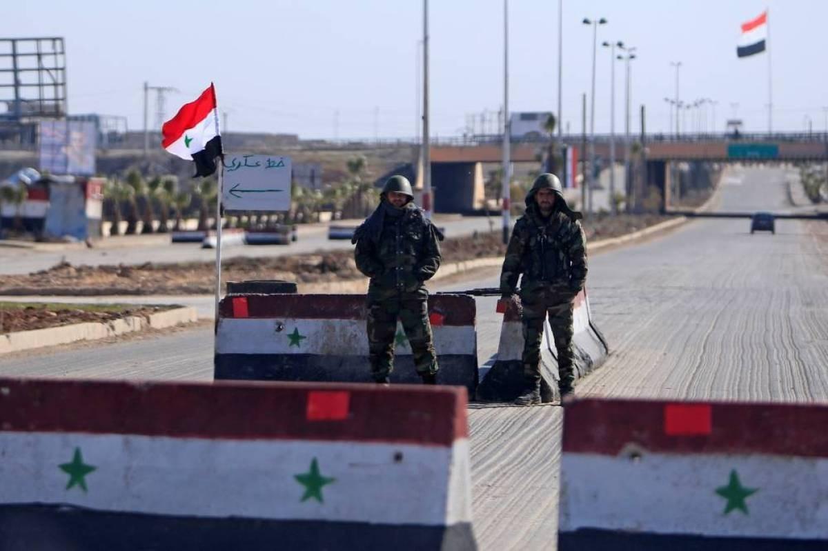 Достигнуты договоренности осоздании 3-й зоны деэскалации вСирии