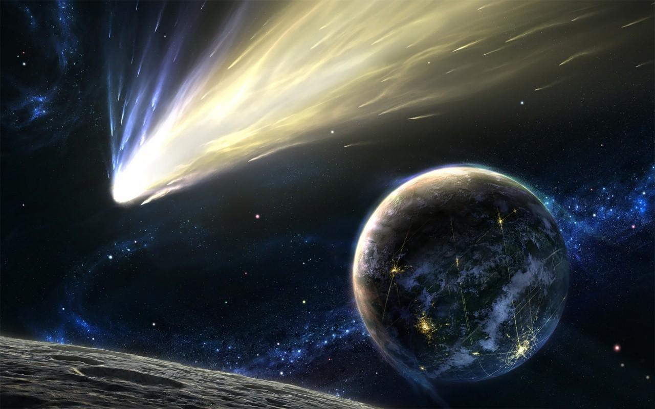Астрономы: жизнь наЗемле зародилась благодаря метеоритам