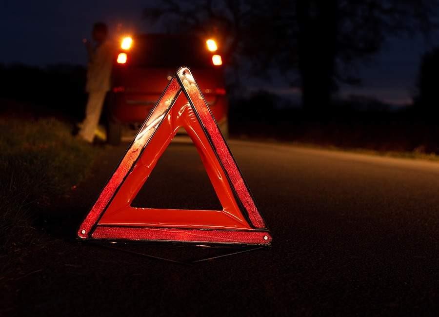 ВРовенской области БТР столкнулся смикроавтобусом из Беларуссии, есть пострадавшие