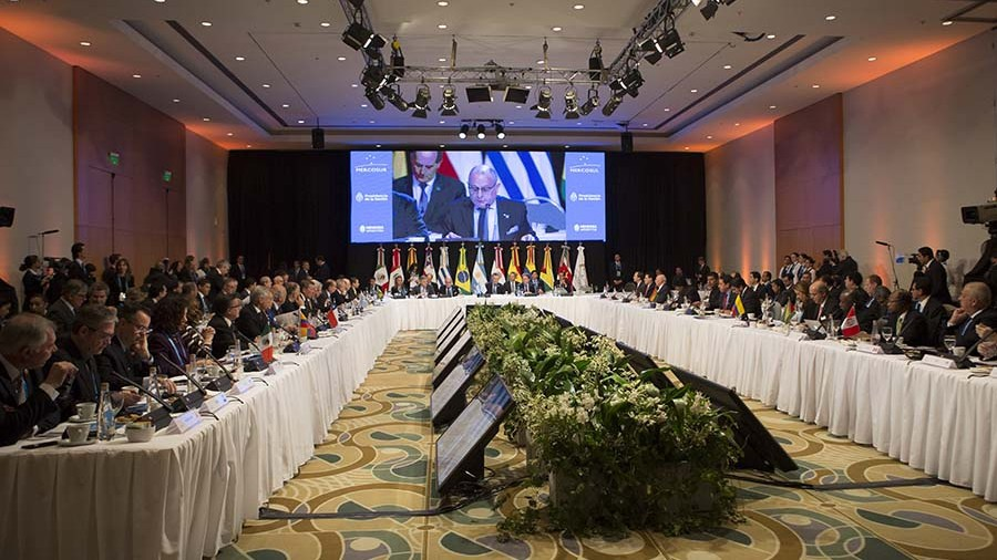 ВОАГ поддержали решение Меркосур оприостановке членства Венесуэлы ворганизации
