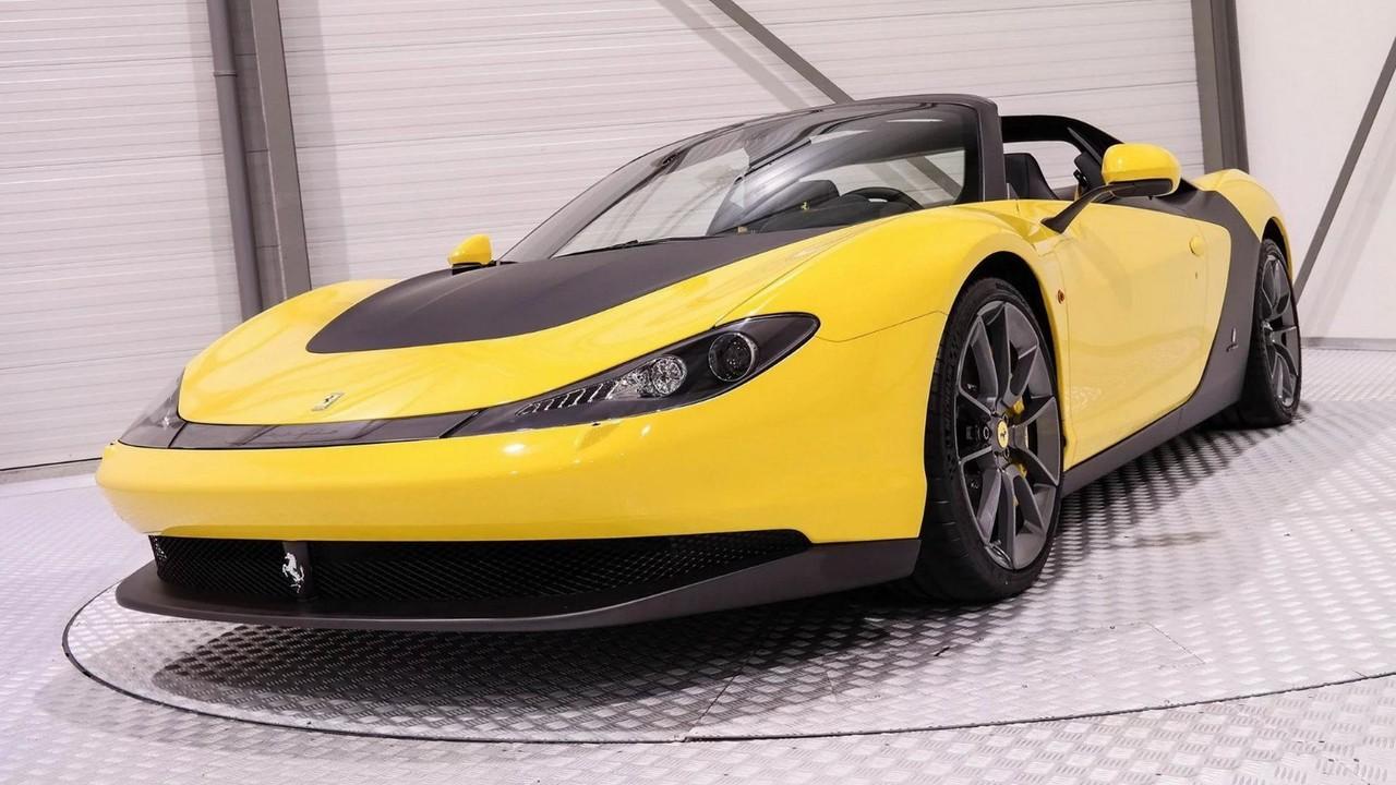 Редчайший родстер Ferrari Sergio продают за $5 млн class=