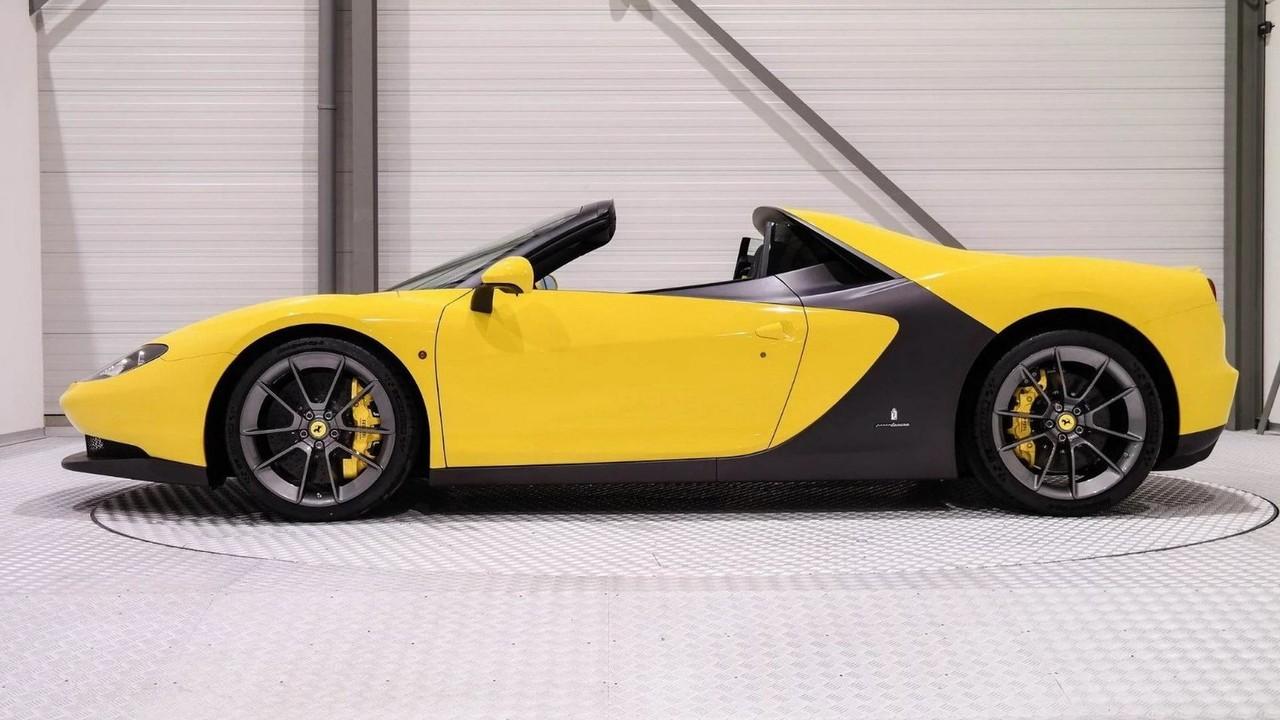 Редчайший родстер Ferrari Sergio продают за $5 млн