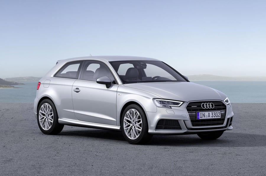 Audi откажется оттрехдверной версии A3 class=