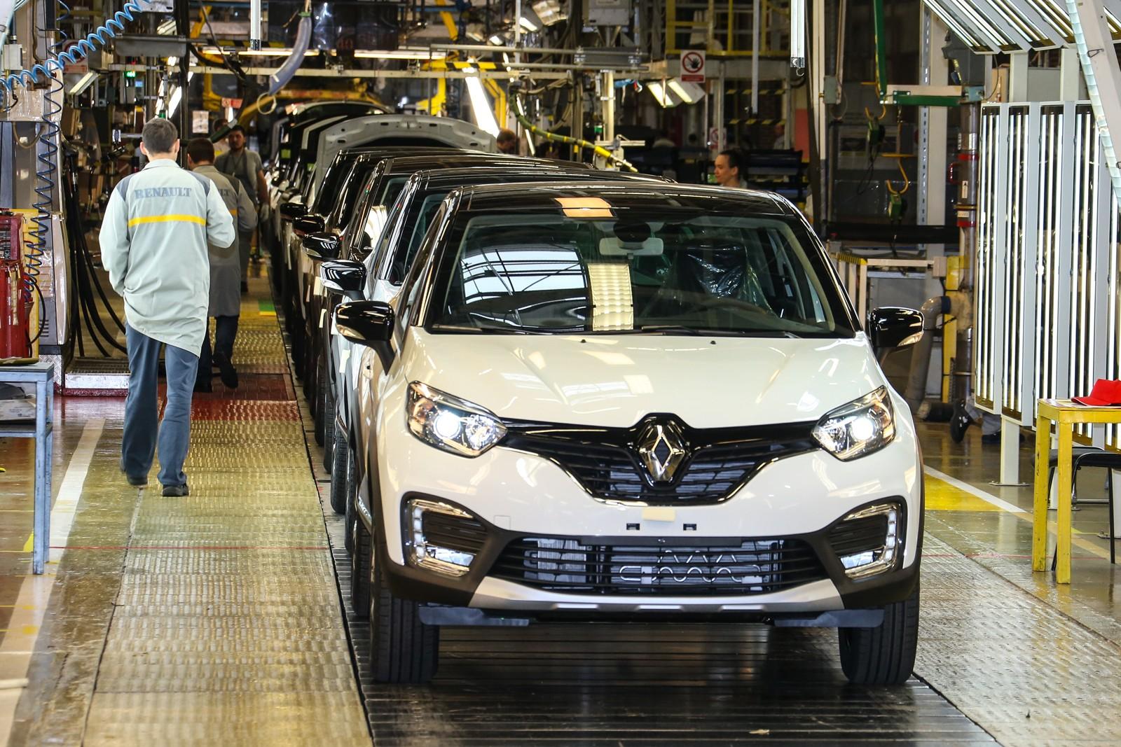 Рено построит вИране завод мощностью 150 тыс. авто