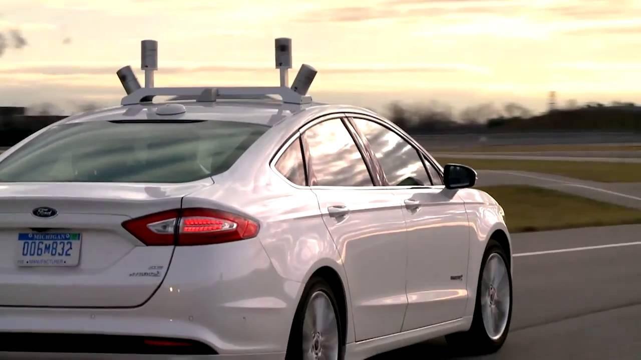 ВНидерландах в 2018г начнут ездить беспилотные автомобили