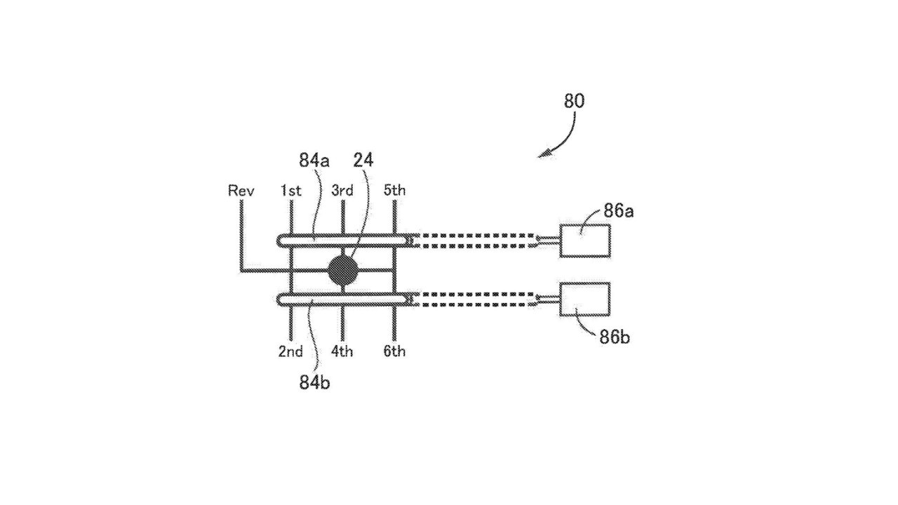Тоёта запатентовала неповторимую механическую трансмиссию