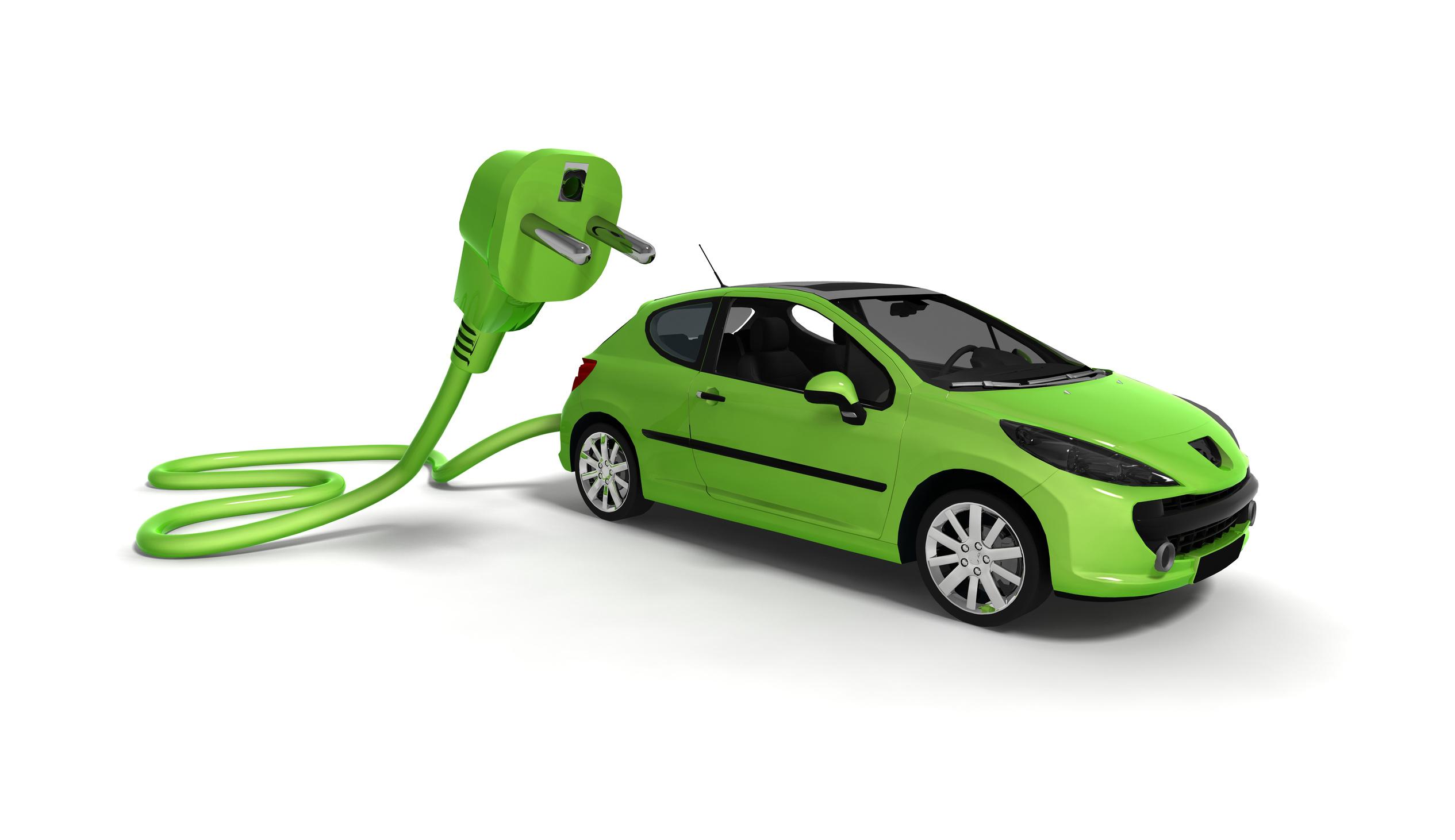 ВТверской области ивсей России электро-автомобили получат преимущество class=