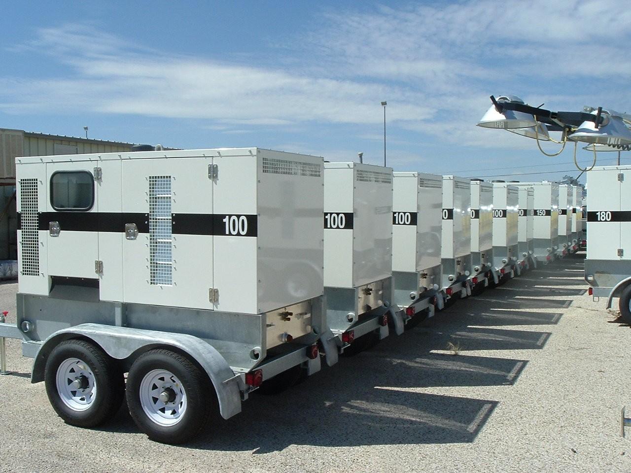 ВКрым перебросят 4 массивные мобильные станции повыробатыванию электричества