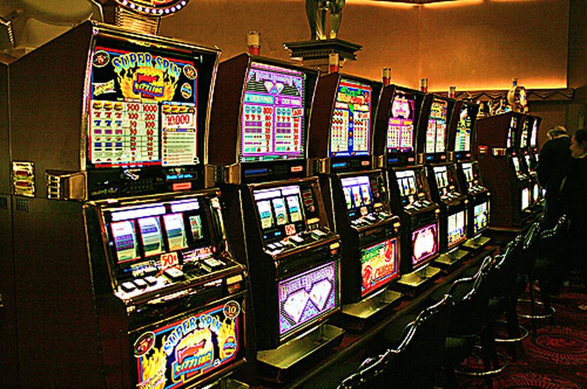 Игровые автоматы алгаритм слот-автоматы москвы