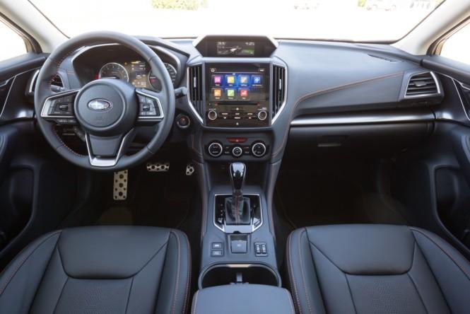 В России стартуют продажи Subaru XV нового поколения