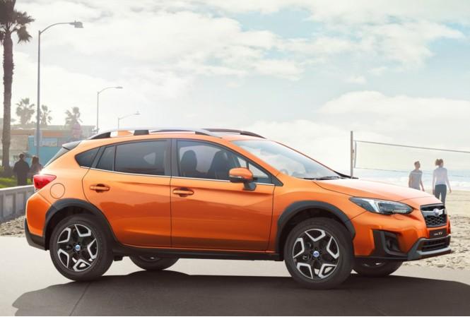 В России стартуют продажи Subaru XV нового поколения class=