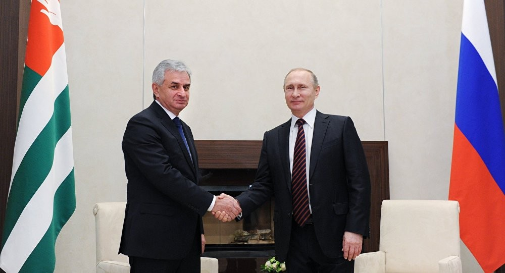 Путин помешал миру вАбхазии— НАТО