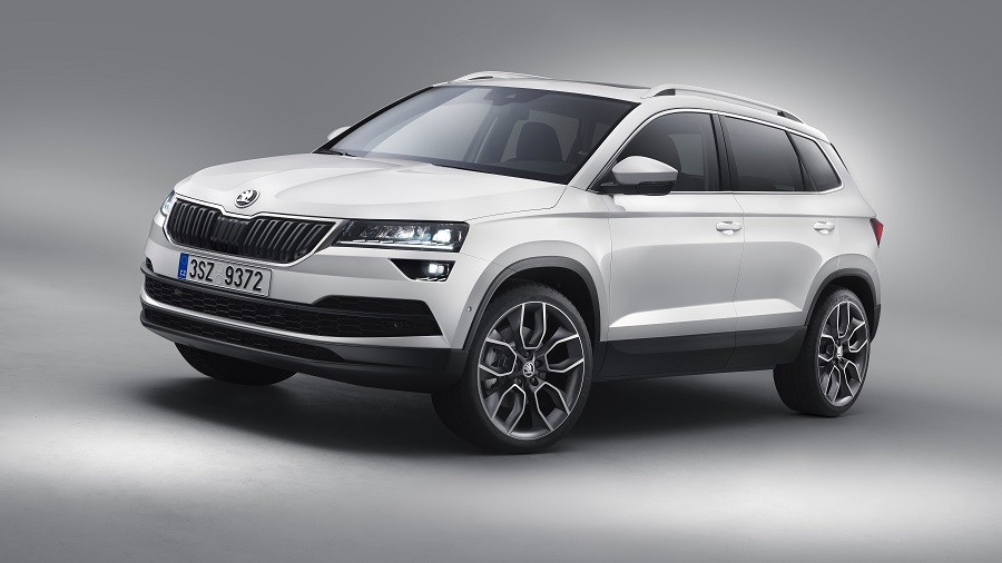 Набазе Шкода Karoq могут построить VW Tharu