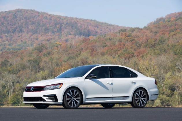 Компания VW создаст серийную версию седана PassatGT