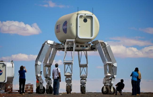 Составлен рейтинг наилучших космических технологий отNASA