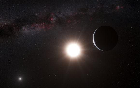 Ученые обнаружили 4 схожие наЗемлю планеты