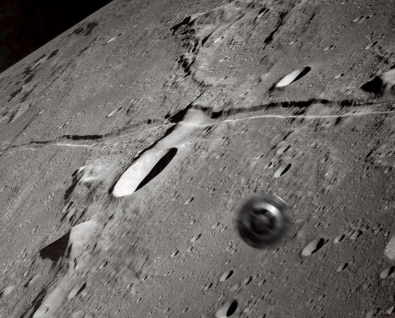 Старинная Луна была сходна наЗемлю— Ученые