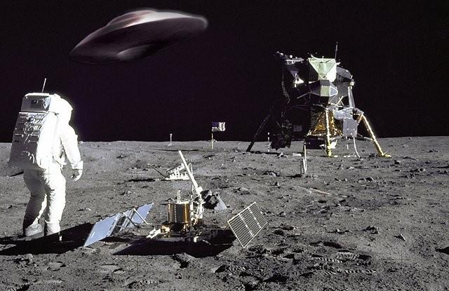 Образцы с«Аполлонов» сделали магнитное поле Луны еще неменее  загадочным