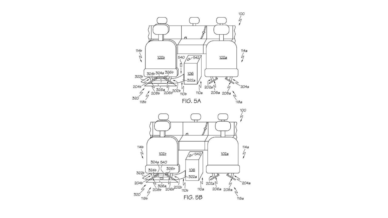 Устройство возврата упавших под сидение авто предметов— Инновация от Тойота