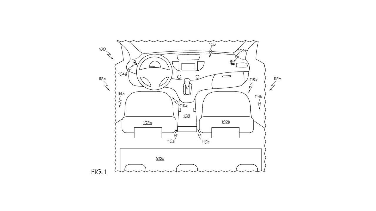 Toyota придумала устройство для вытряхивания мелочей из-под сидения