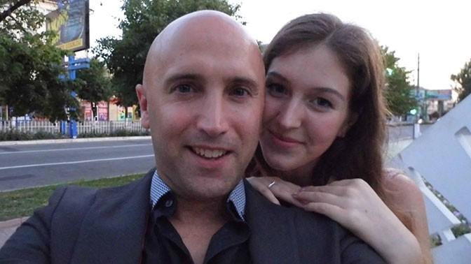 Грэм Филлипс женится накрасавице изЛуганска