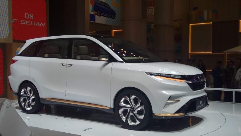 Daihatsu в Индонезии представила две новинки