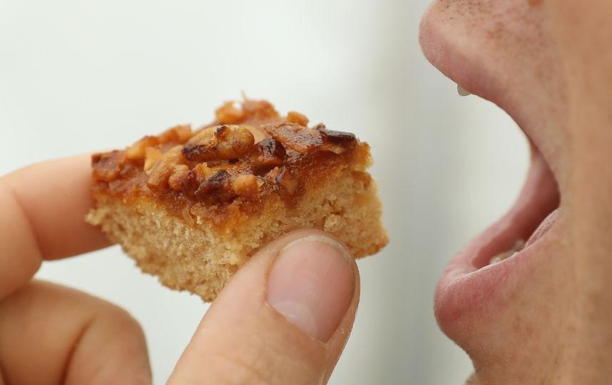 ВАнтарктиде отыскали  100-летний съедобный пирог