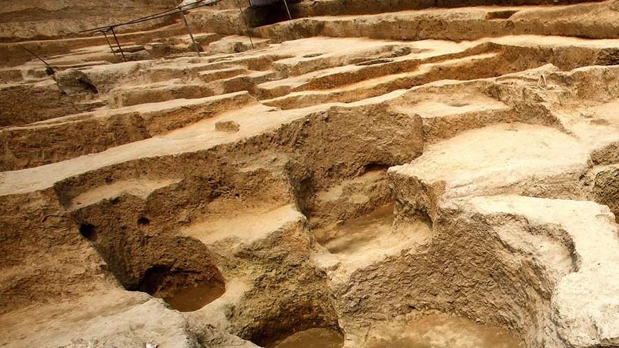 В КНР милиция задержала 32 расхитителей старинных гробниц