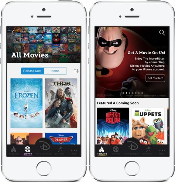 Disney обвинили вслежке задетьми через мобильные приложения