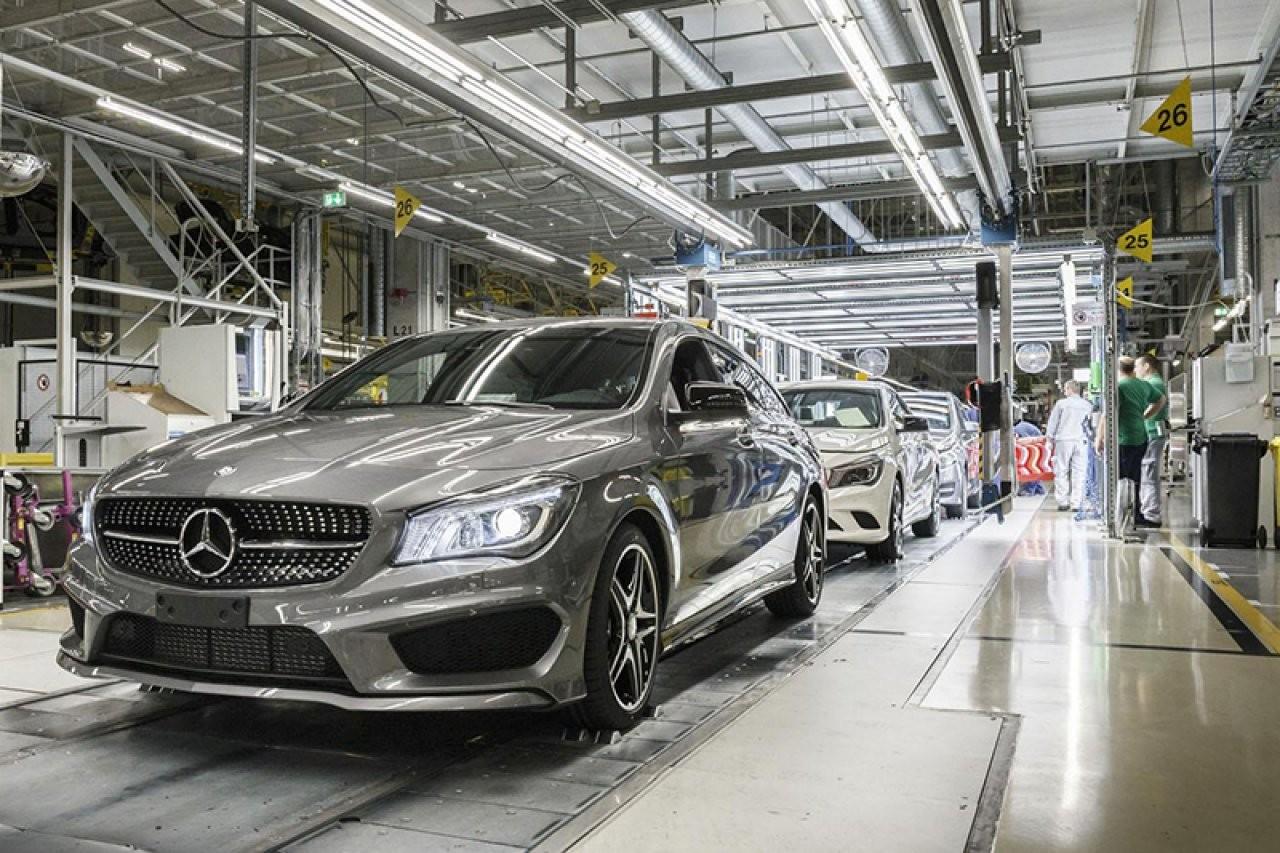 Mercedes будет 10 лет помогать Подмосковью готовить профессионалов автомобильной ветви