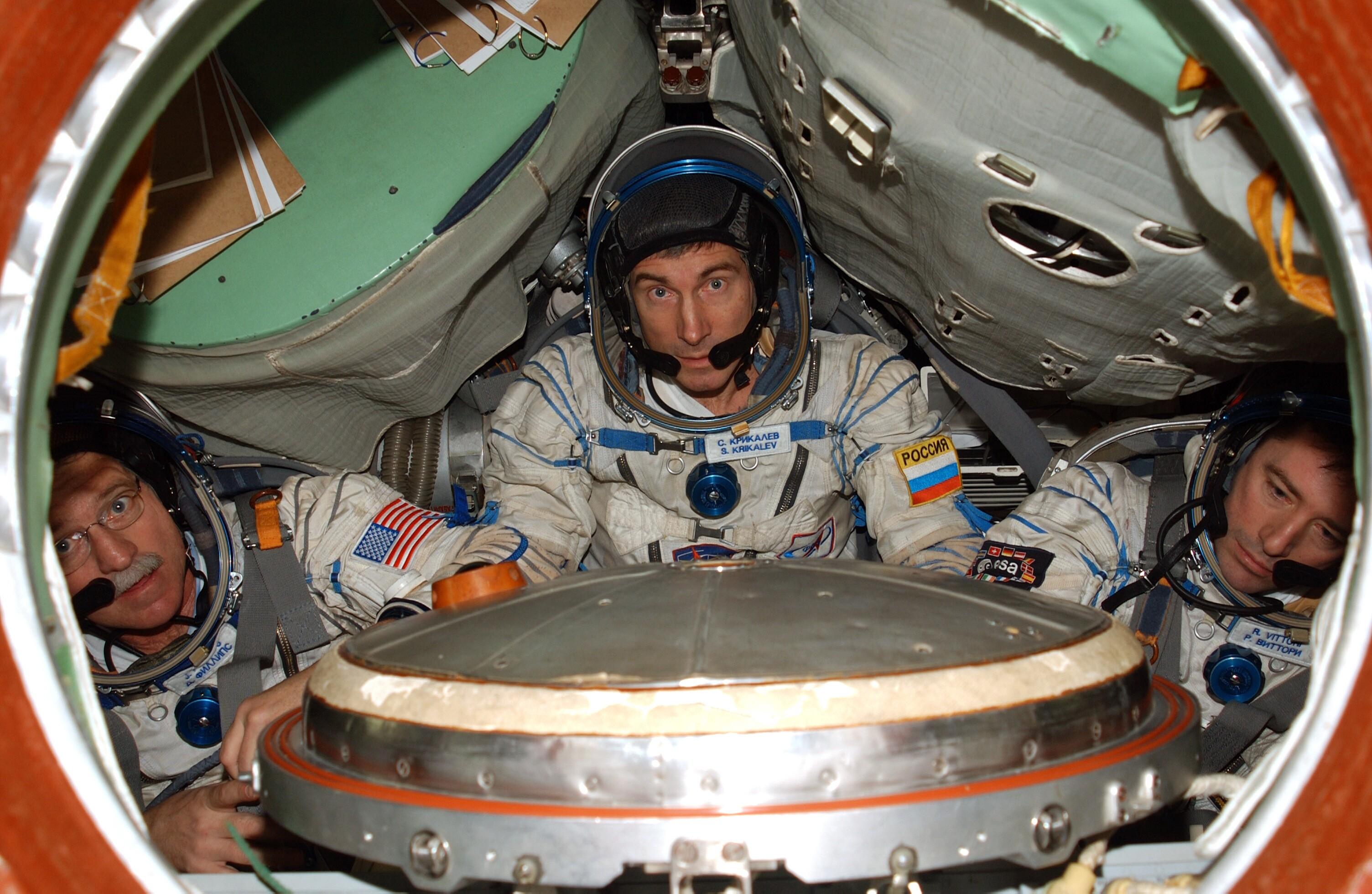 Путешествия вовремени вероятны и русский космонавт уже перенесся вбудущее— Ученые