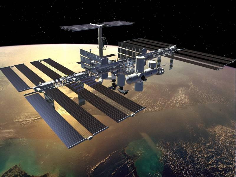 Уфологи: около МКС пролетел очередной корабль инопланетян