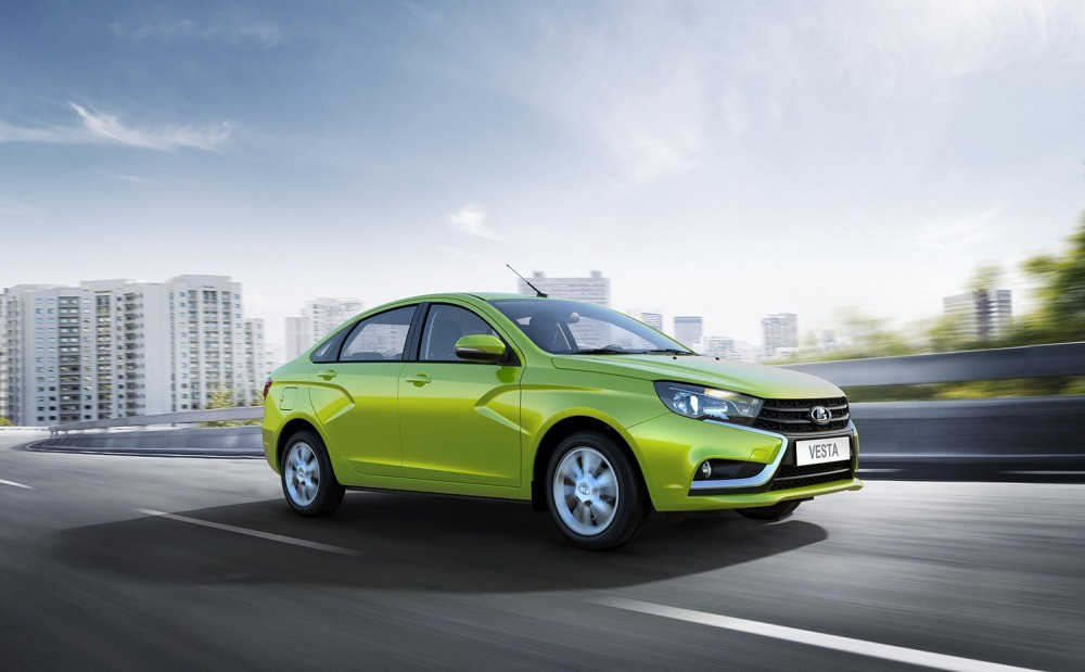 Волжский автомобильный завод реализовал Лада на22% больше