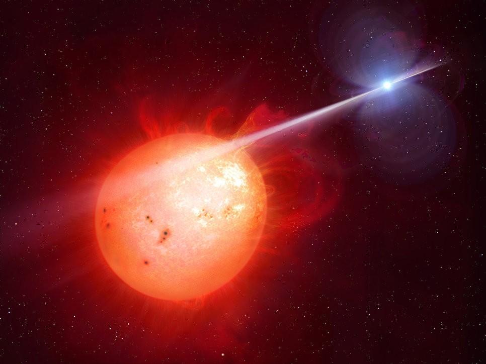 Ученые нашли след реальных «звездных войн» внутри Млечного Пути
