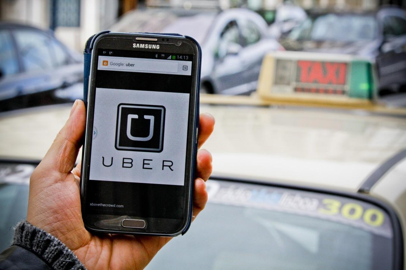 Японский SoftBank попытался приобрести  акции Uber
