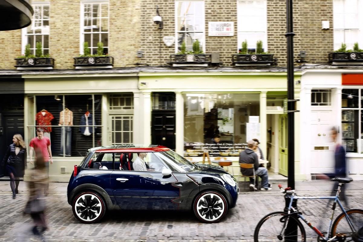 Mini может представить первый электромобиль уже всентябре class=