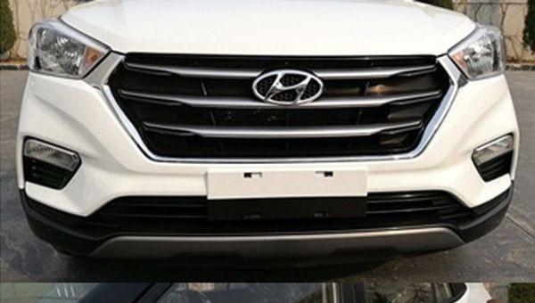Рестайлинговую Hyundai Creta представят на автосалоне вЧэнду