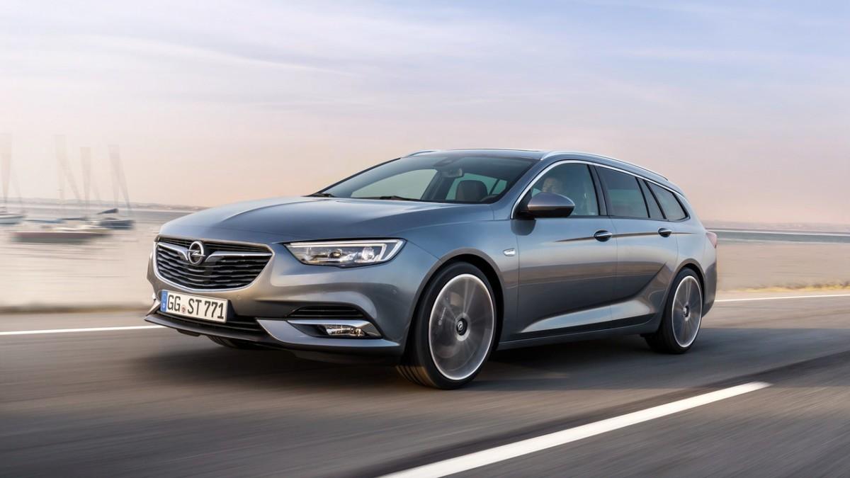 Новый и обновленный Opel Insignia бьет рекорды попредзаказам