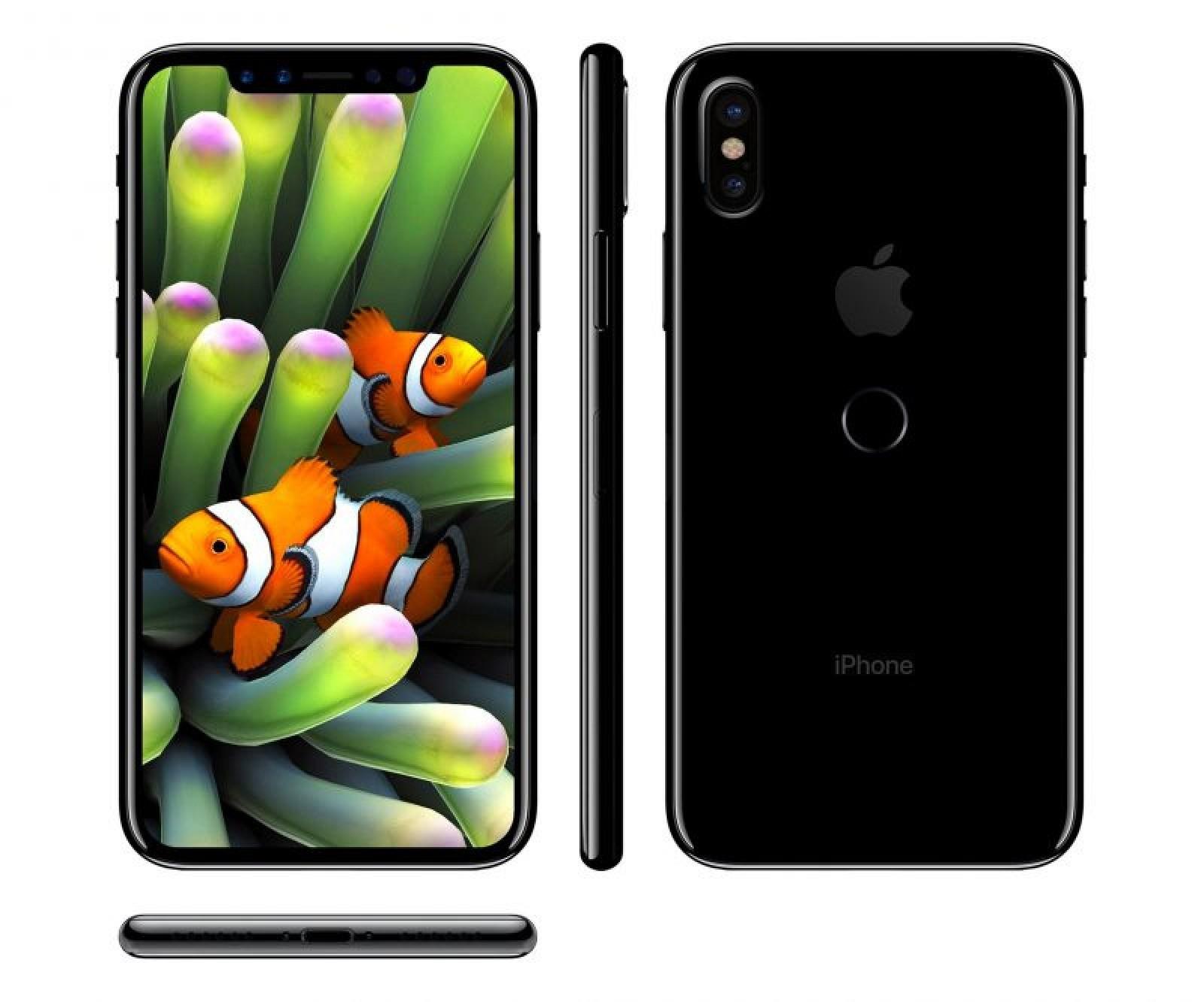 Apple создала новейшую эксклюзивную расцветку для iPhone 8